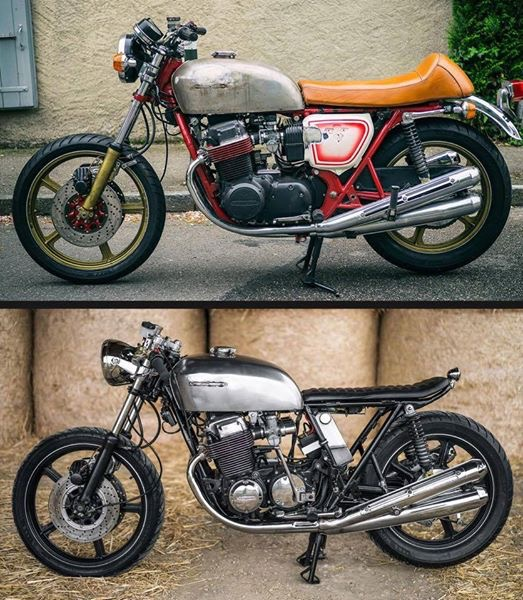 Copy of Honda CB750