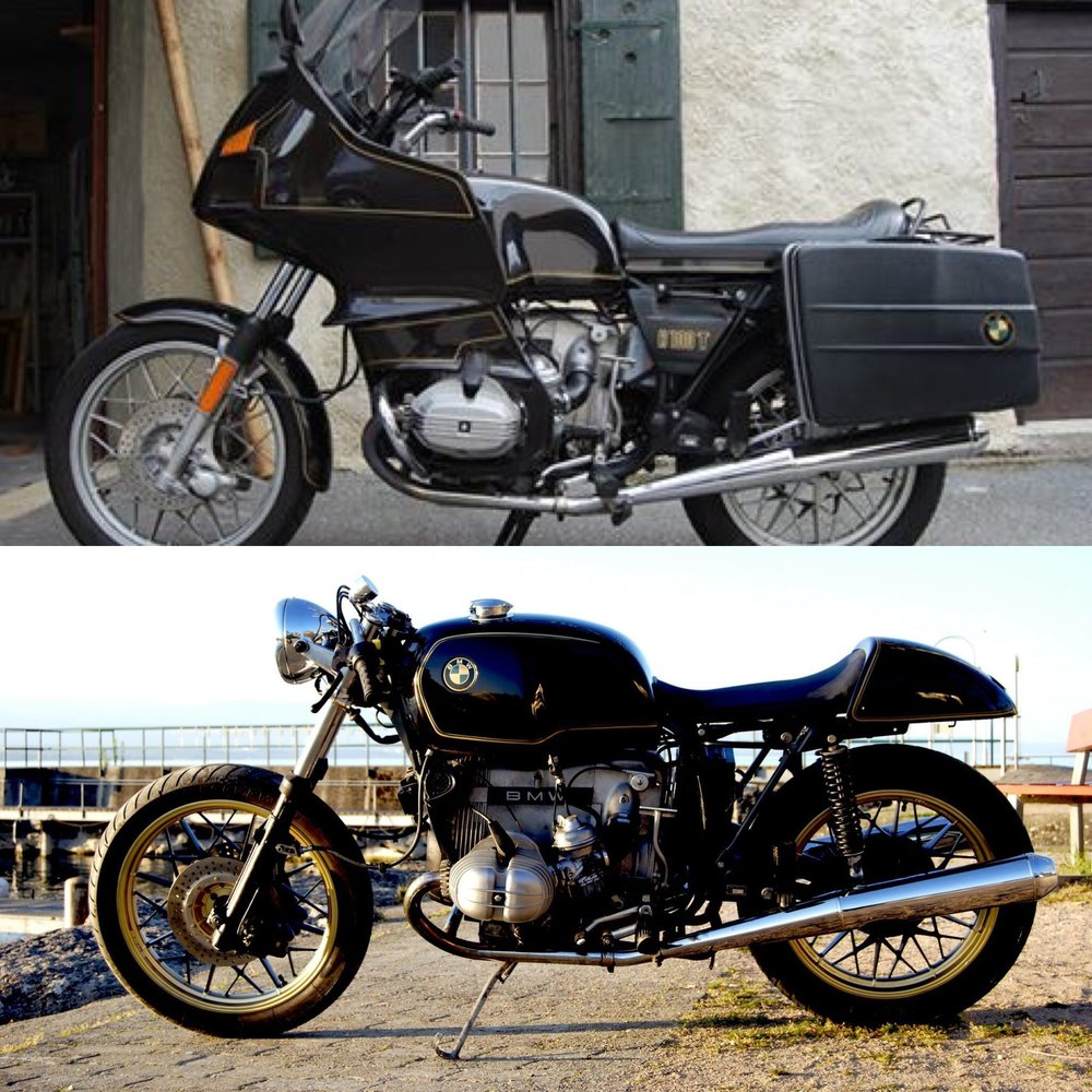 Copy of BMW R100 RT