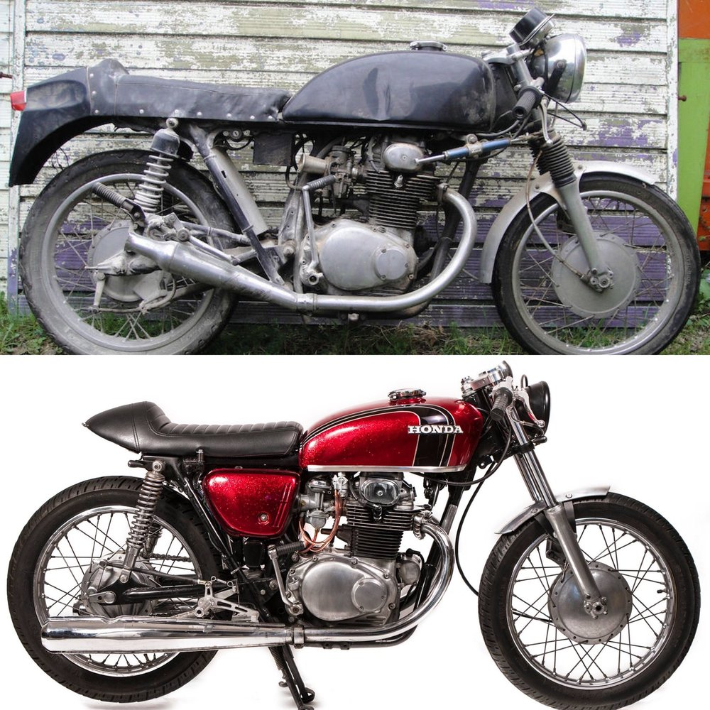 Copy of Honda CB250