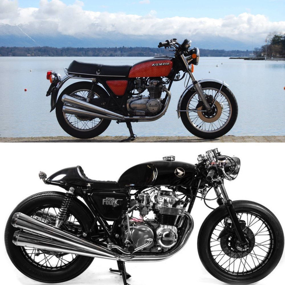 Copy of Honda CB550