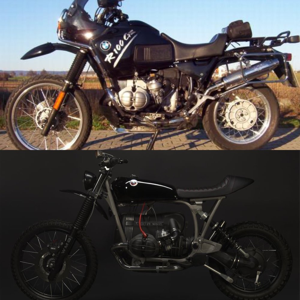 Copy of BMW R80 GS