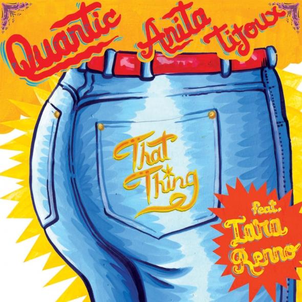 Quantic Y Anita Tijoux - Doo Wop