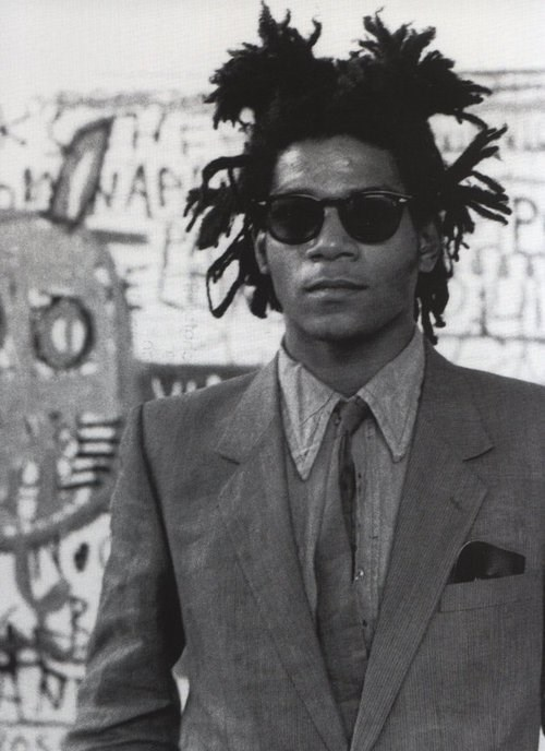 Jean-Michel Basquiat via roamingbydesign.com