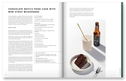 THE BEER PANTRY Chocolate Devil's Food Cake with Mini Stout Milkshakes.jpg