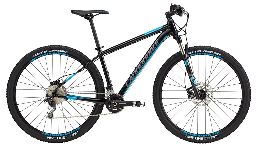 The best performance value on the mountain, ready for anything from XC racing to full-blown trail duty.
