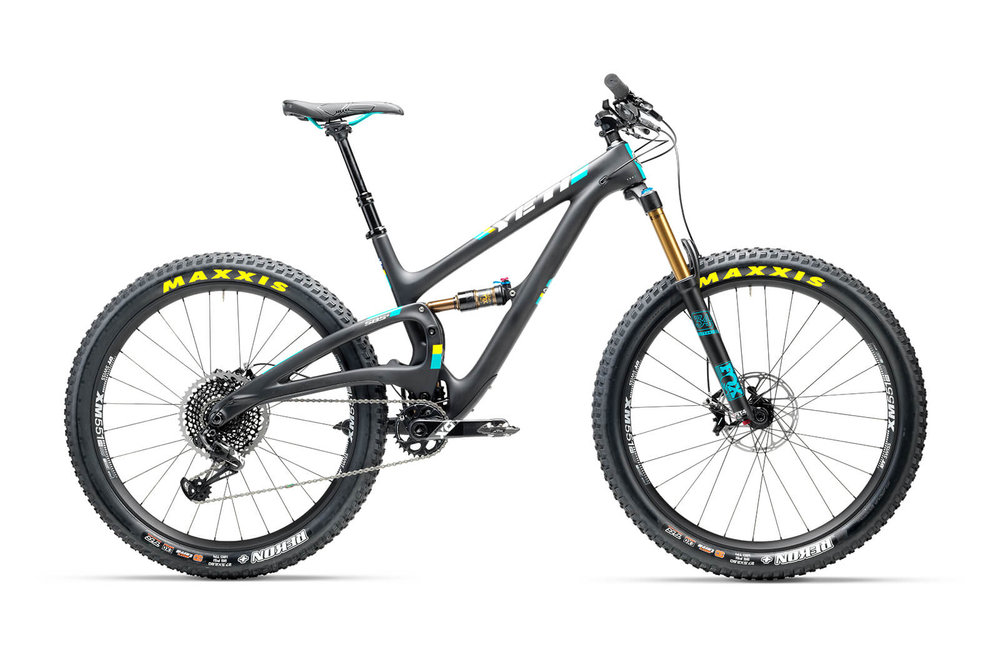 Yeti's true color shine through on the trail - which is why they offer so many outstanding options in this category!  Whatever your riding style, wheel size, or suspension desire - Yeti has you covered!