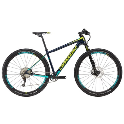 A hardtail like no other. Designed to let you out-kick them on the climbs and out-rip them on the descents, this ultralight rocket is your ticket to the top of the podium.