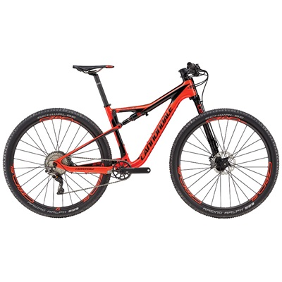 The ultimate race bike for the rough and tumble realities of modern XC. It's the lightest, stiffest XC dually on the planet, with radical new XC geometry to own the climbs, rule the descents and decimate the competition.