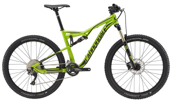 2017 Cannondale Habit 5, was $2299, NOW $1692! This is a bargain price on a super versatile cross country/trail bike, and it's perfect for Kitsap trails!