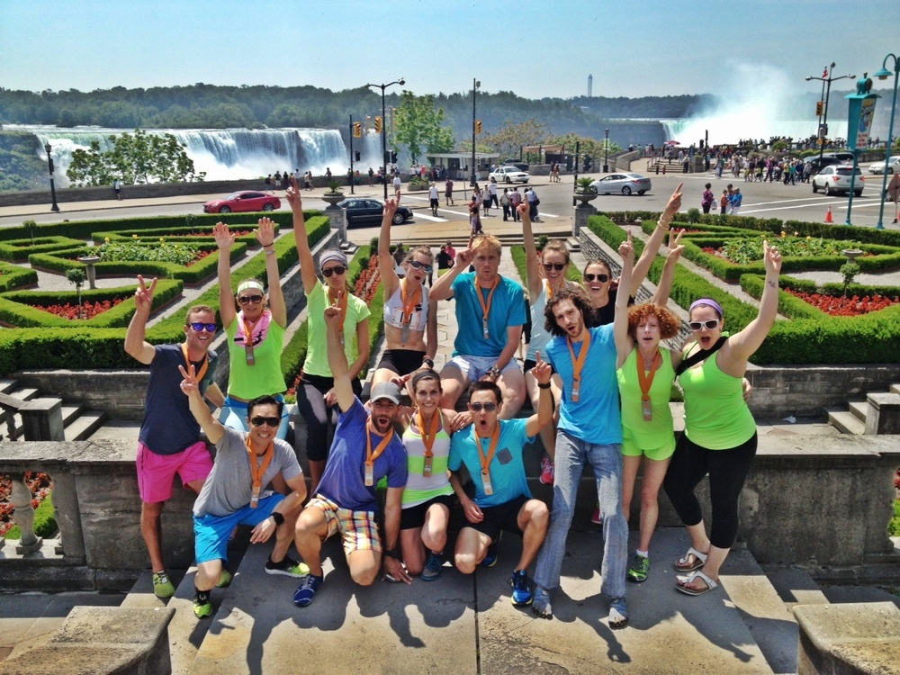 Ragnar Relay Niagara, Ontario: one of my favourite races in 2013!