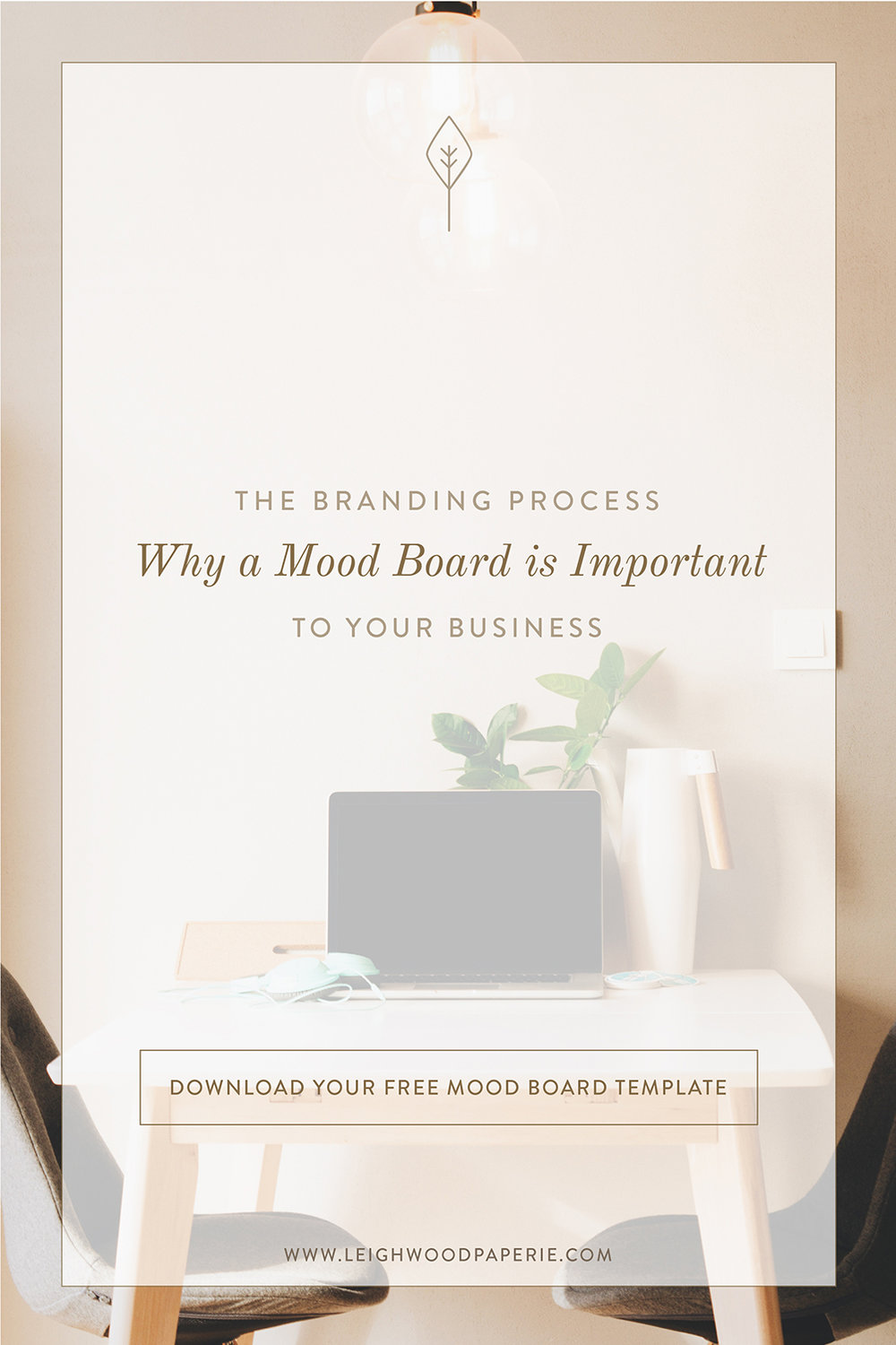 Leighwood Paperie >> The Branding Process: Why a mood board is important to your business