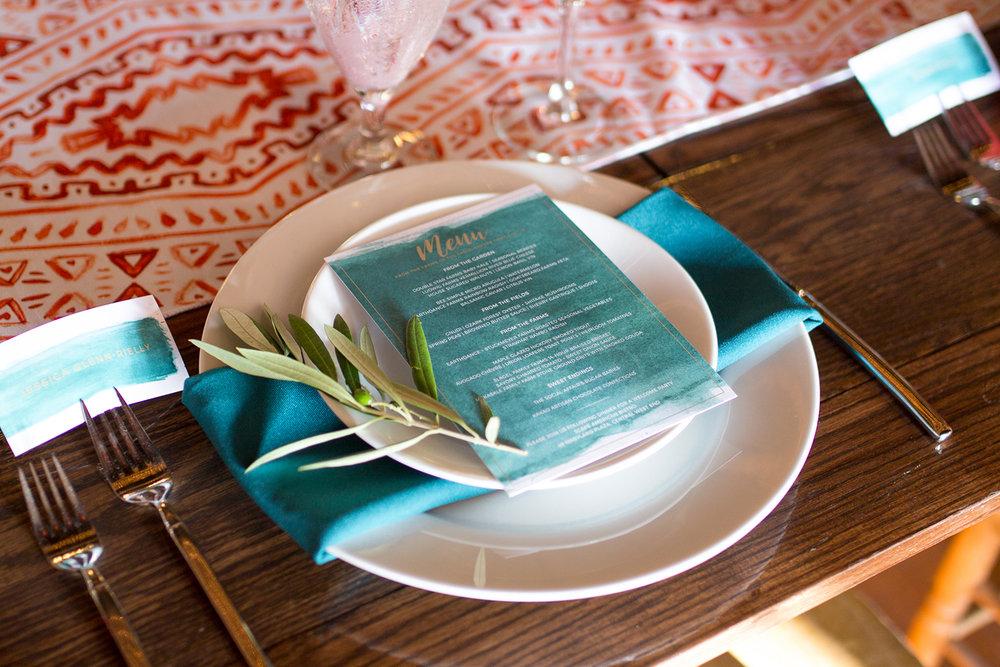 Custom Designed Invitations and Wedding Stationery