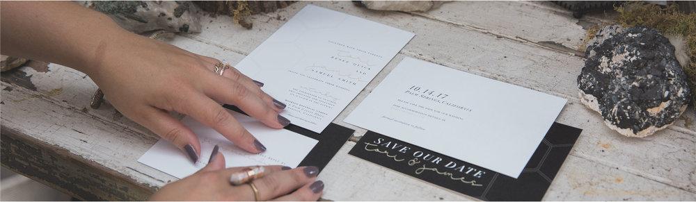Leighwood Design Studio | Custom Wedding Stationery Design in St. Louis, Missouri