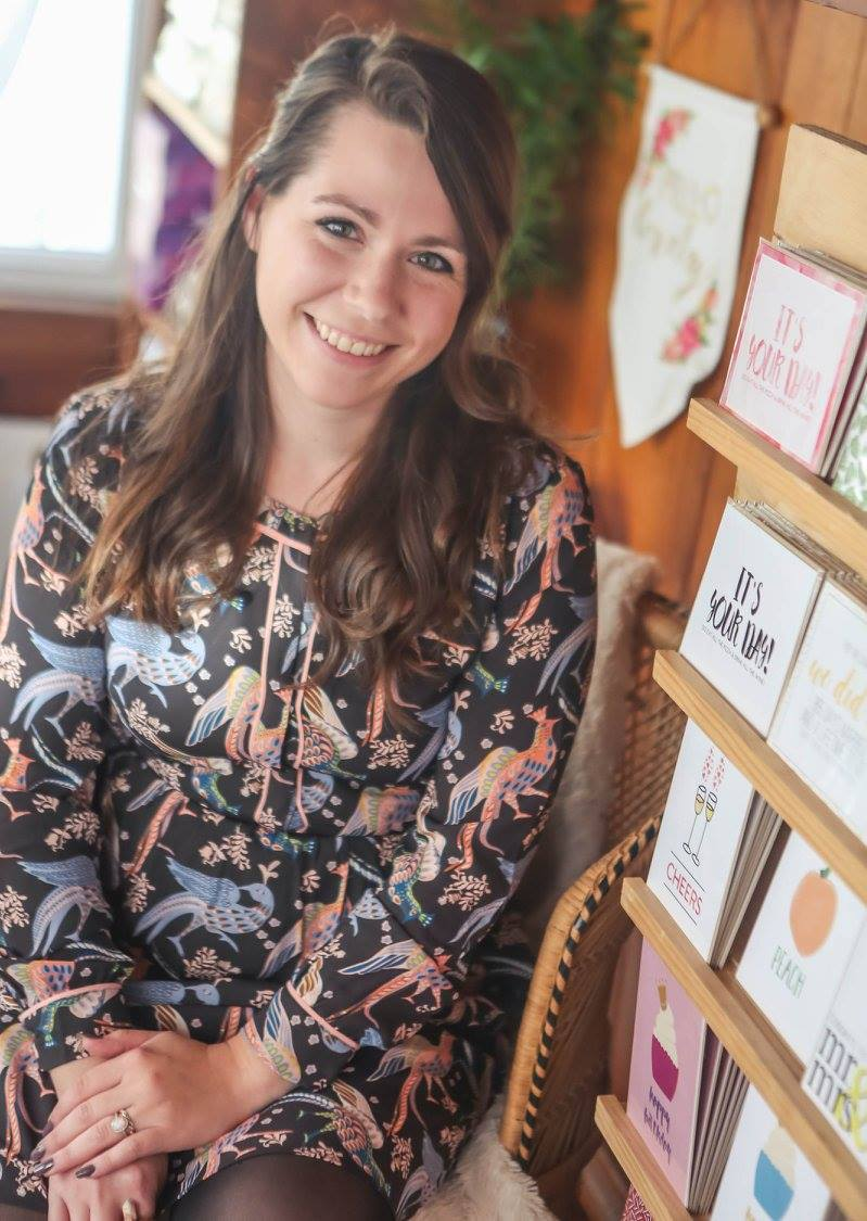 Ladue News - Leighwood Paperie — Modern and Whimsical Paper Goods