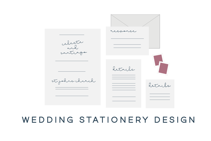 Leighwood Design Studio | Custom Designed Wedding Invitations in St. Louis, Missouri