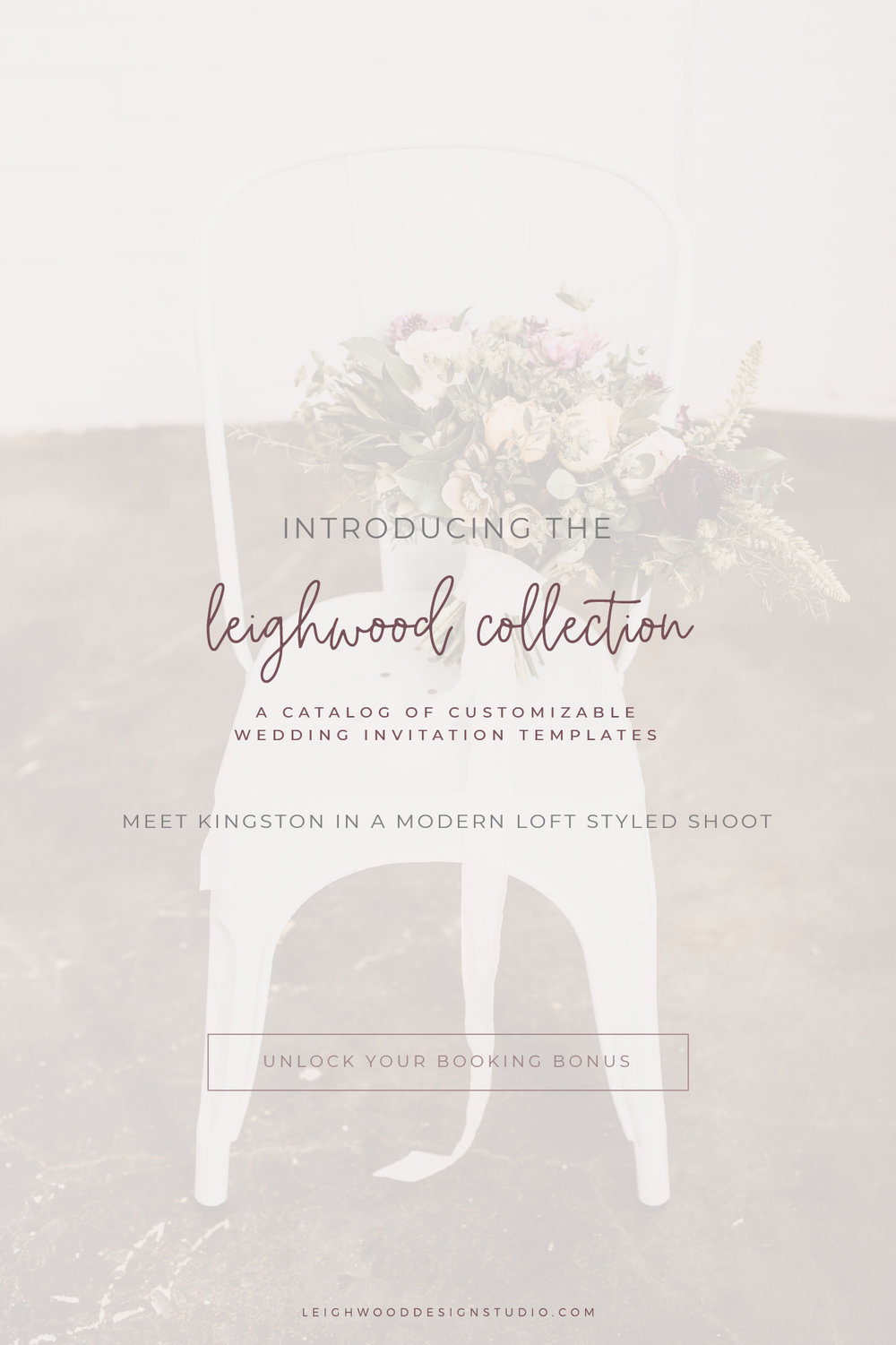Introducing the Leighwood Collection; Modern Loft Styled Shoot ...