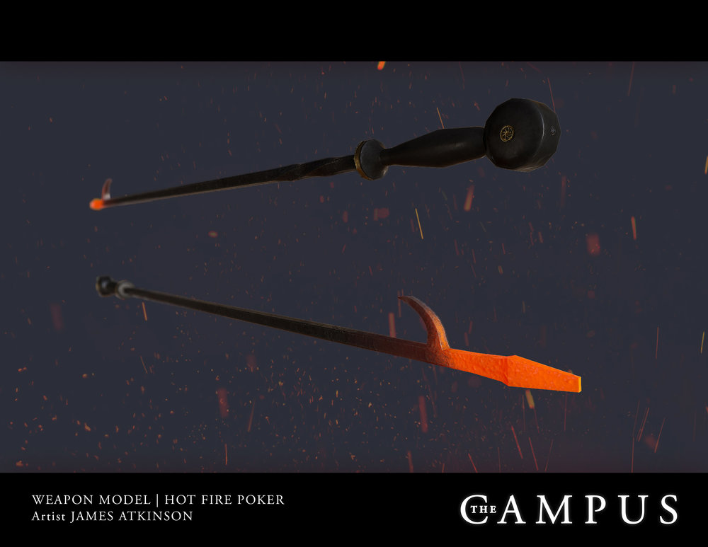 Weapon Model | James Atkinson