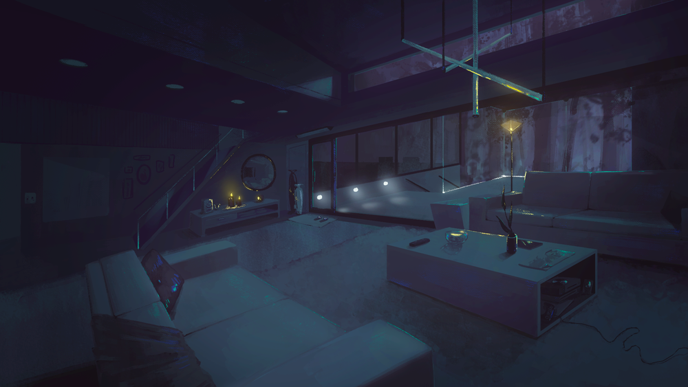 Grover Interior 01   B. Chau