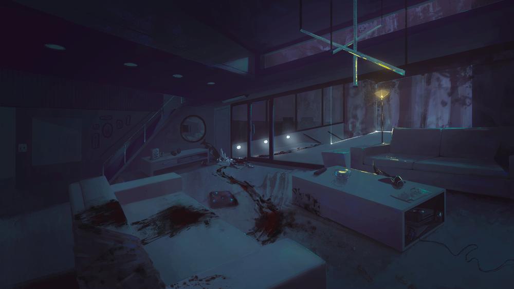 Grover Interior 02   B. Chau