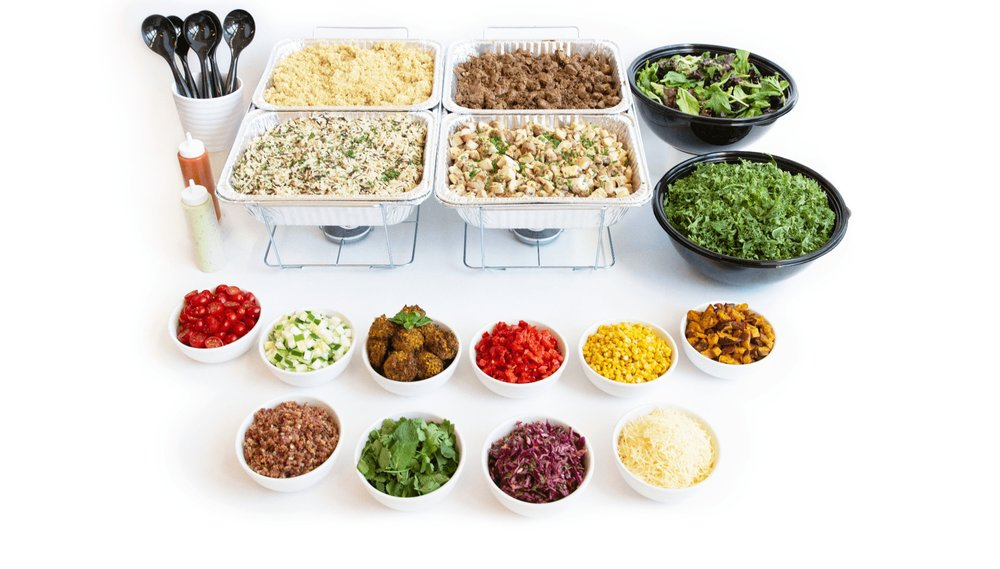 Catering Happy Hale Healthy Bowls All Day Breakfast