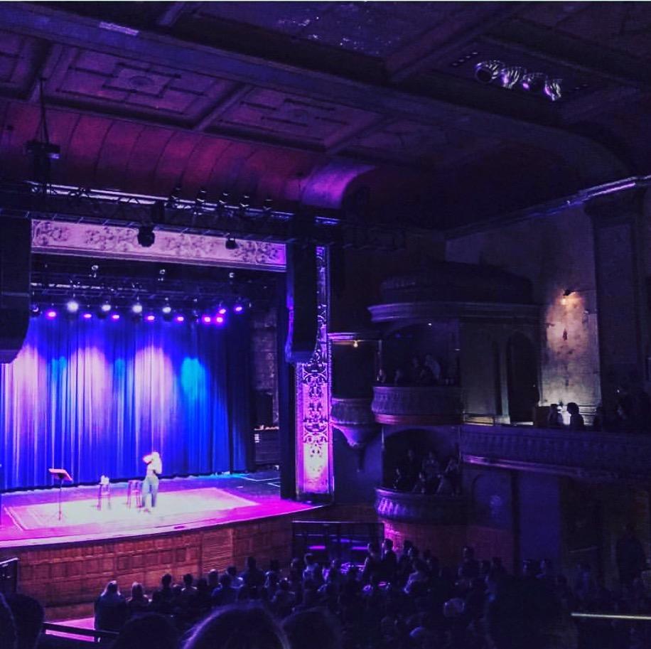 JEN KIRKMAN AT THALIA HALL CHICAGO OCTOBER 2017