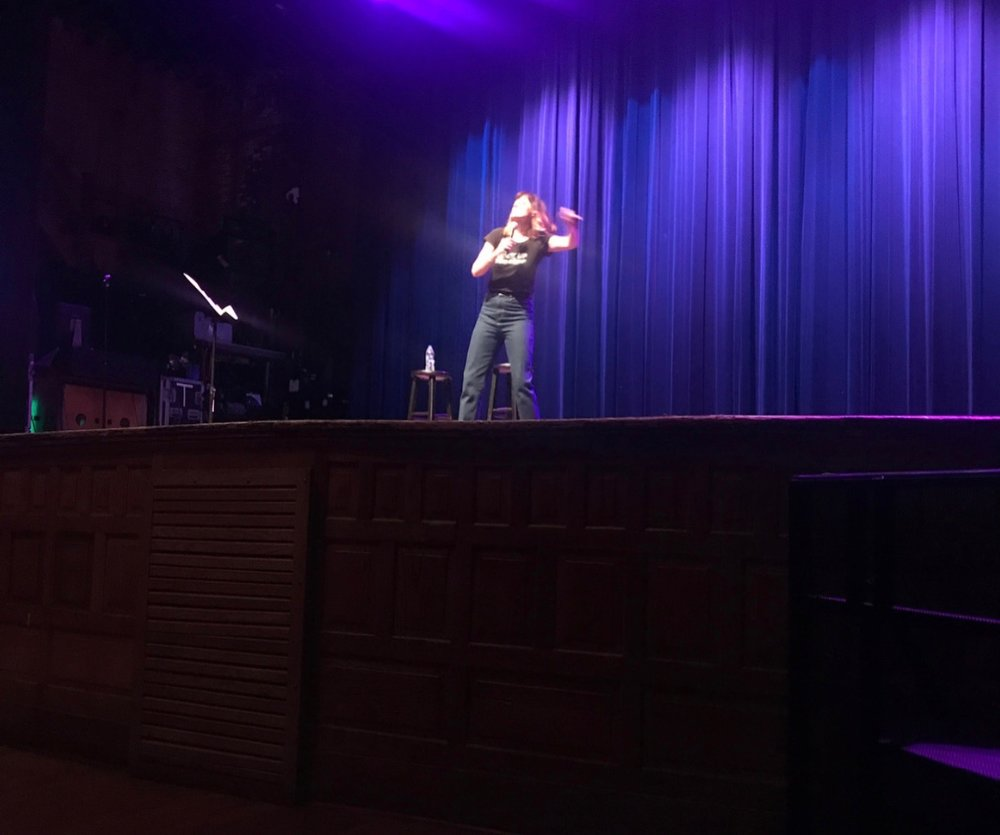 JEN KIRKMAN AT THALIA HALL CHICAGO OCT 2017
