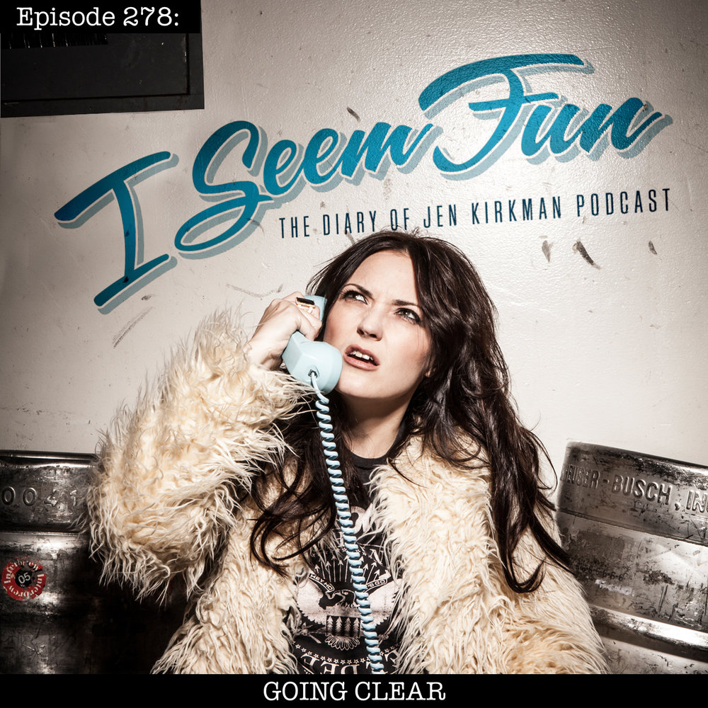 Episode 278 - RELEASE DATE 3/27/2019Jen sits at home to talk to you about traveling and wanting to be president. Inspired by a listener who wanted to know how to road trip Jen talks about nuclear bombs on highways, never being bored, and cheating in the TSA Clear line.