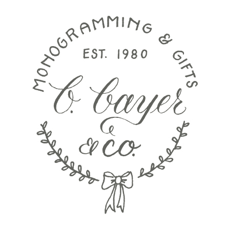 B. Bayer & Co. Monogramming & Gifts