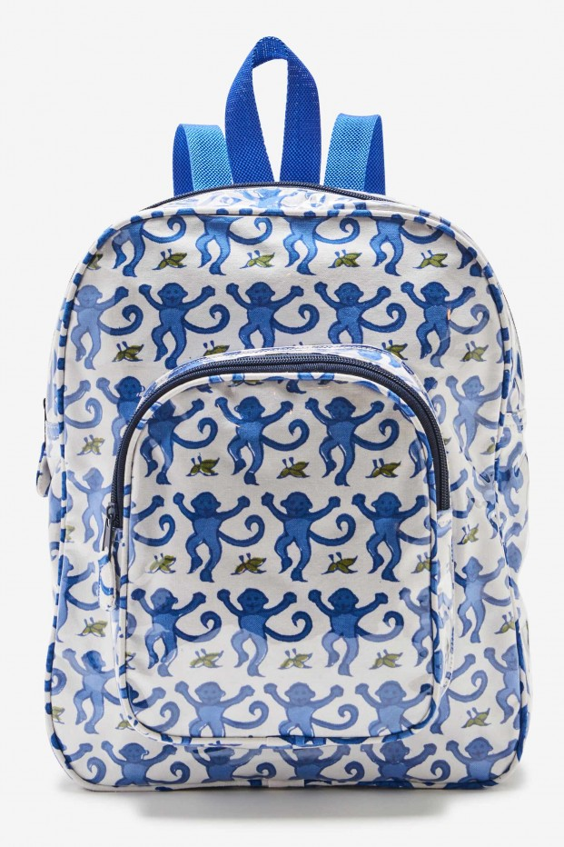 KId's Coated Monkey Backpack $65