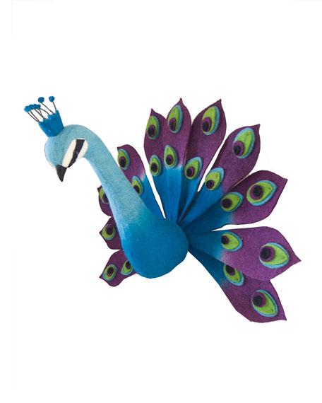 Peacock Head $165