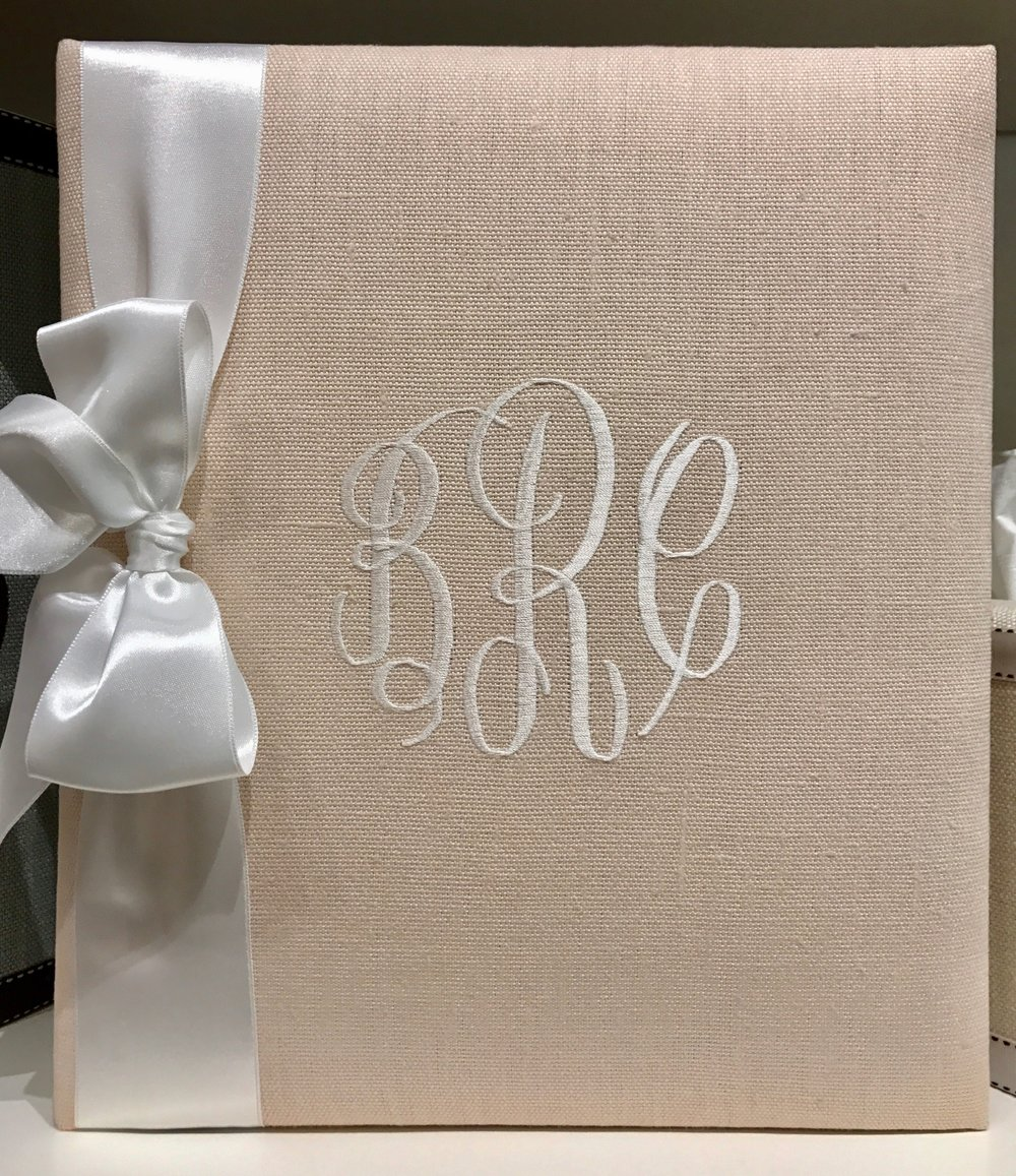 Wedding Books $150   (Available in multiple colors)