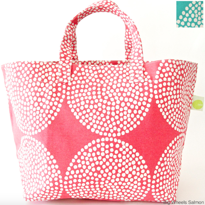 See Design Large Tote $60 (Available in Multiple Colors)