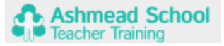 We work closely with Ashmead School for Teacher Training - if you are interested in finding out more please click   here  .
