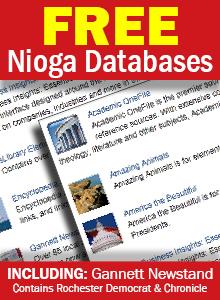 NIOGA Databases