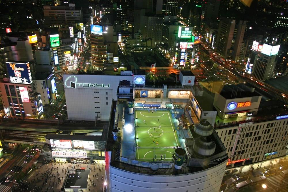 Adidas futsal park -SHIBUYA, TOKYO