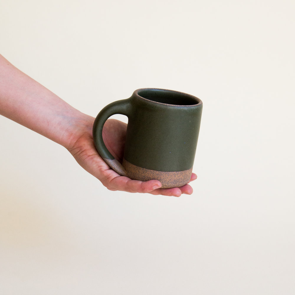 East Fork Pottery mug
