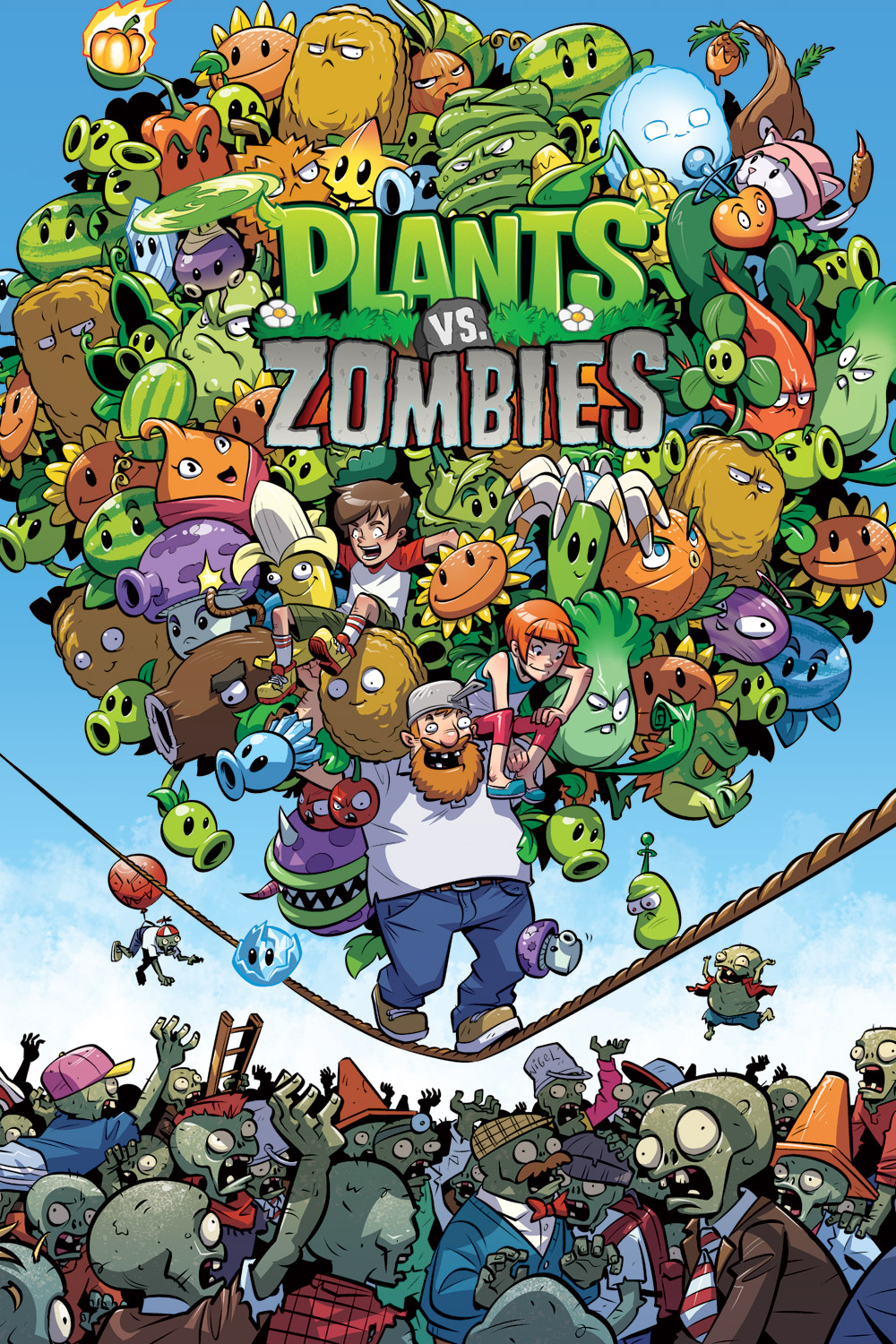 Plants vs Zombies Issue #7