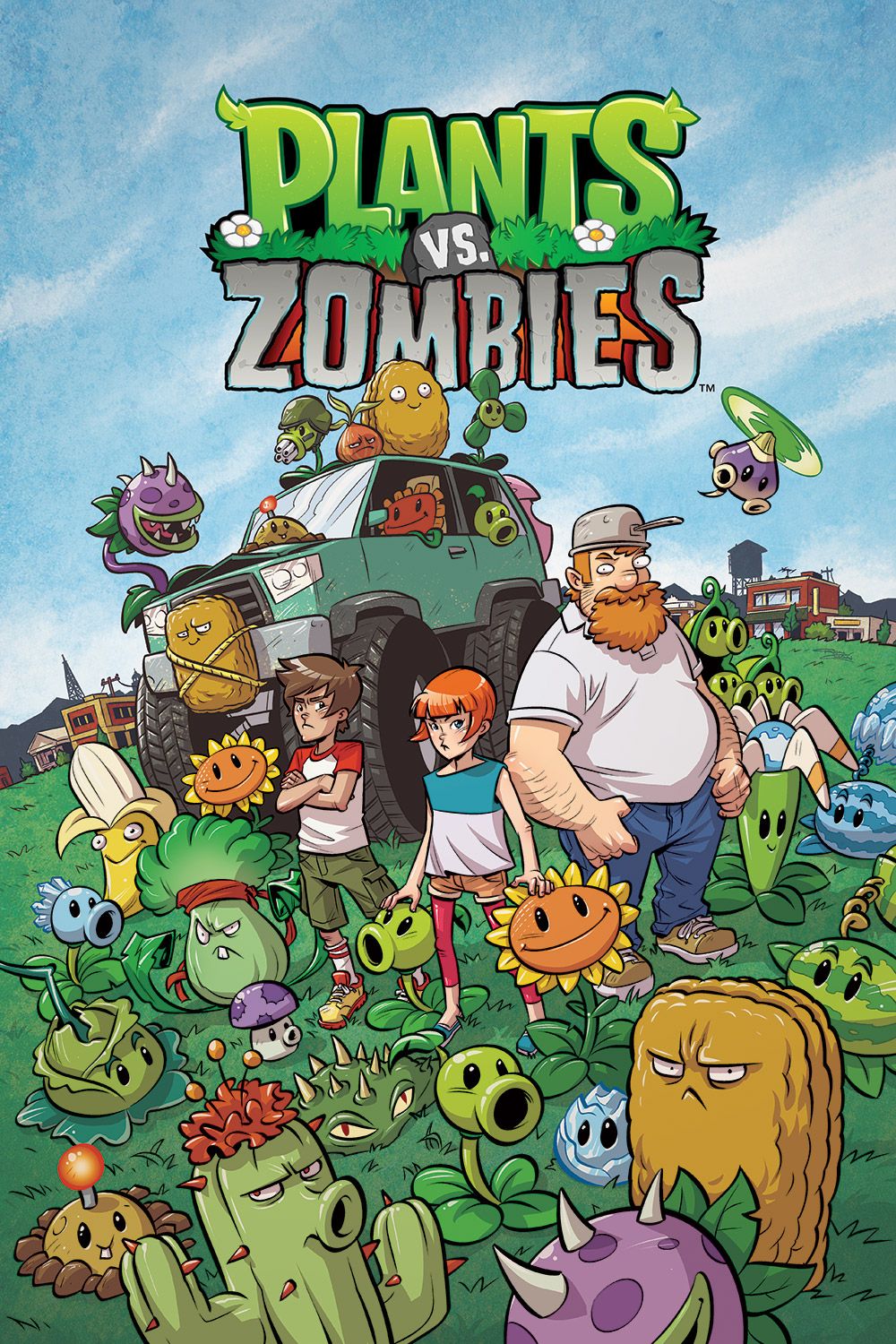 Plants vs Zombies: Issue #9