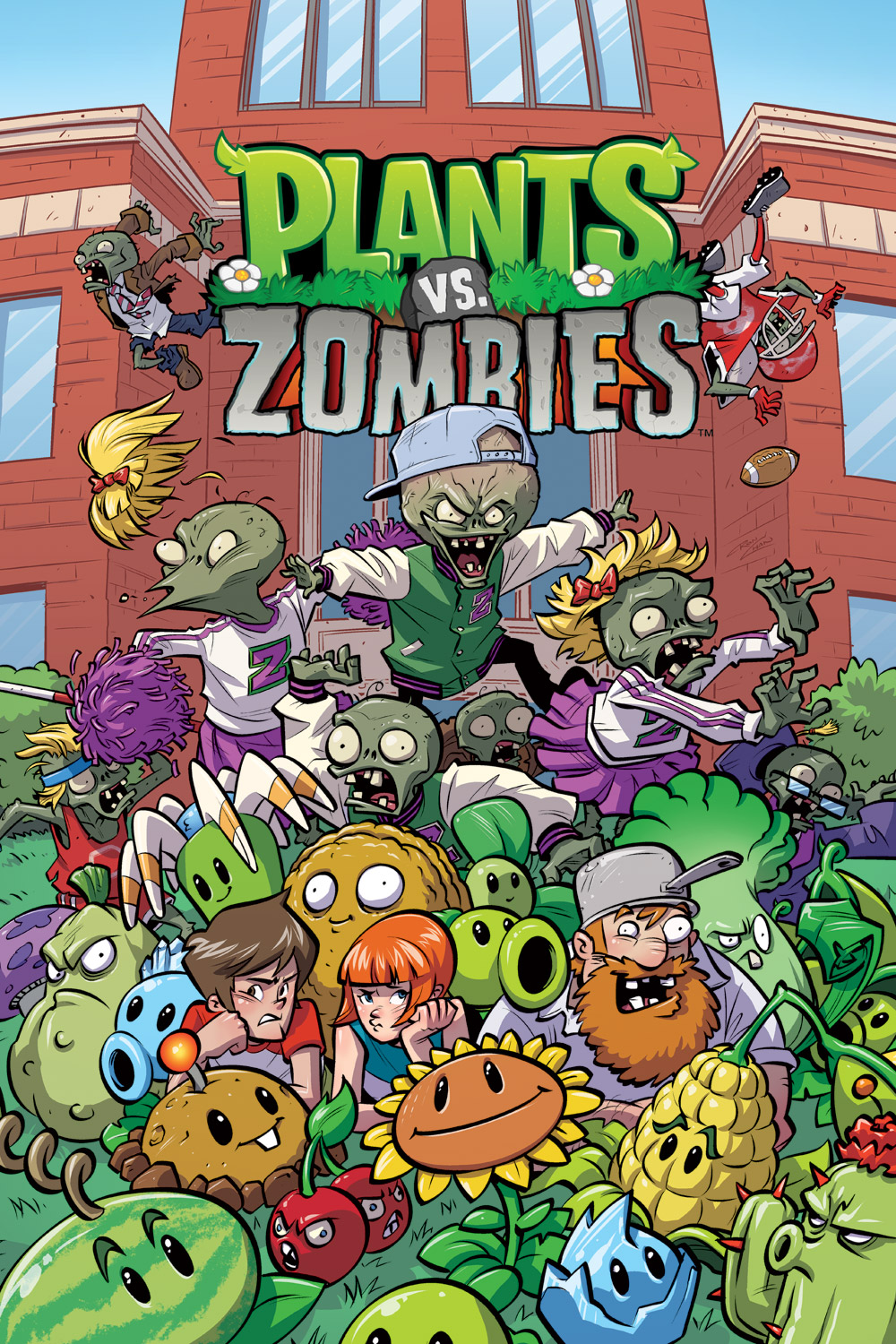 Plants vs Zombies: Bully For You