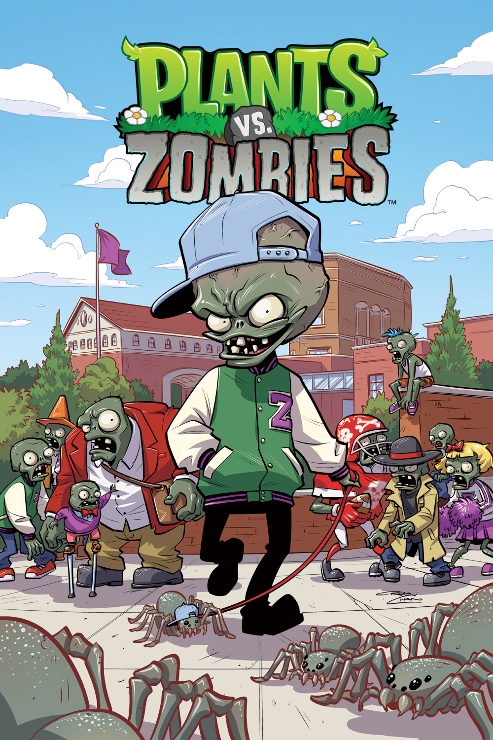Plants vs Zombies: Issue #2