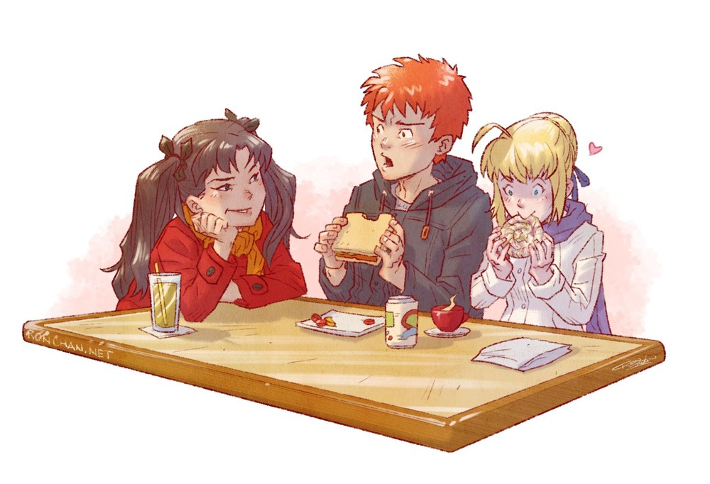 fate-stay-night_group-eating.jpg