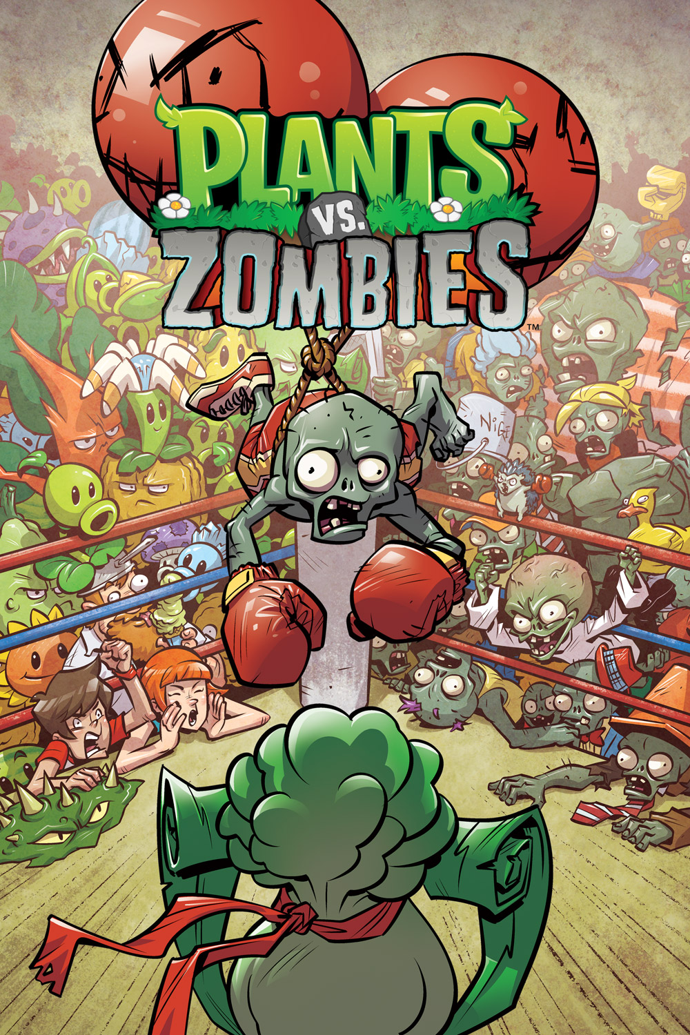 Plants vs Zombies: Battle Extravagonzo