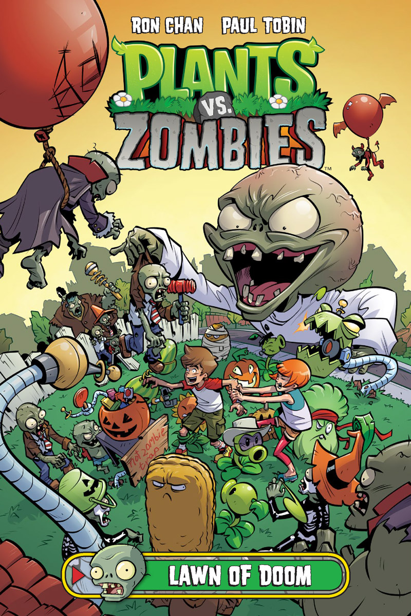 Plants vs Zombies: Lawn of Doom