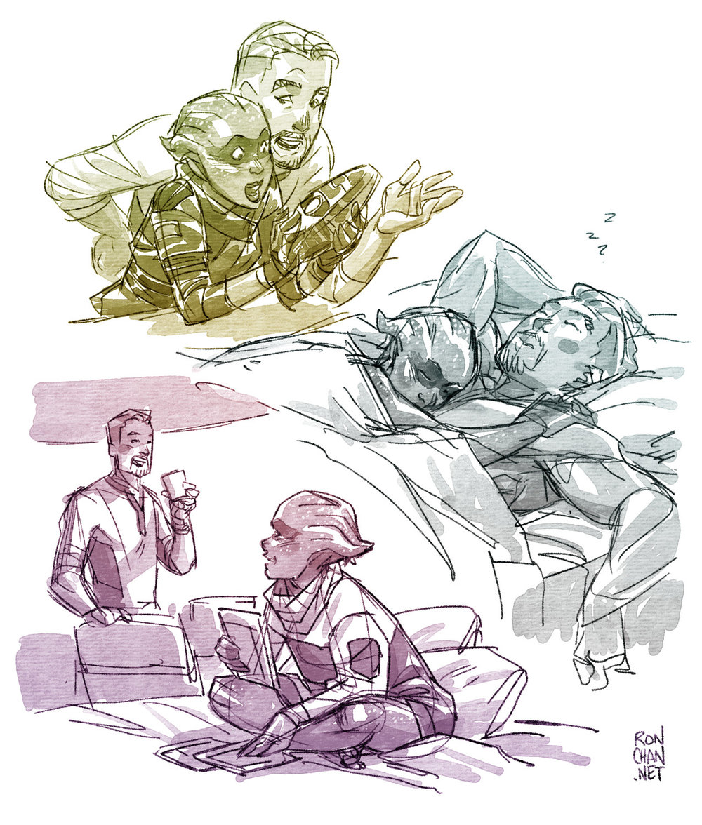 mass-effect-ryder+peebee_sketches1.jpg