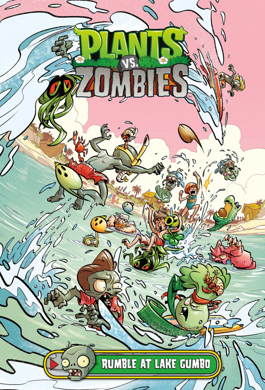 Plants vs Zombies: Rumble at Lake Gumbo