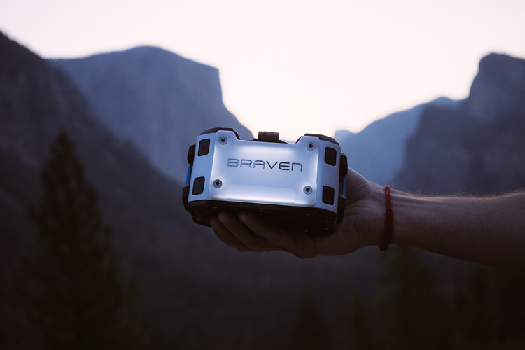 Braven Speaker Photography by Don Henson Freelance Work