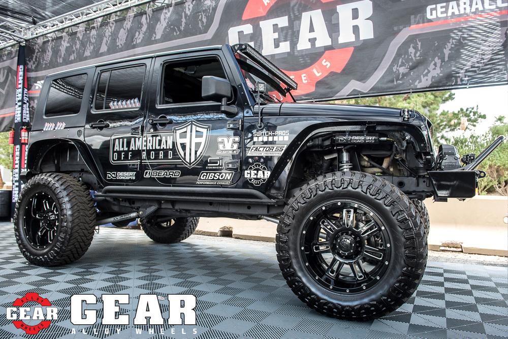 Gear Jeep Wrangler
