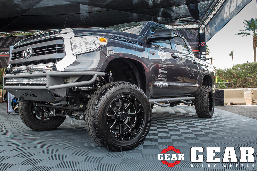 Gear Toyota Tundra
