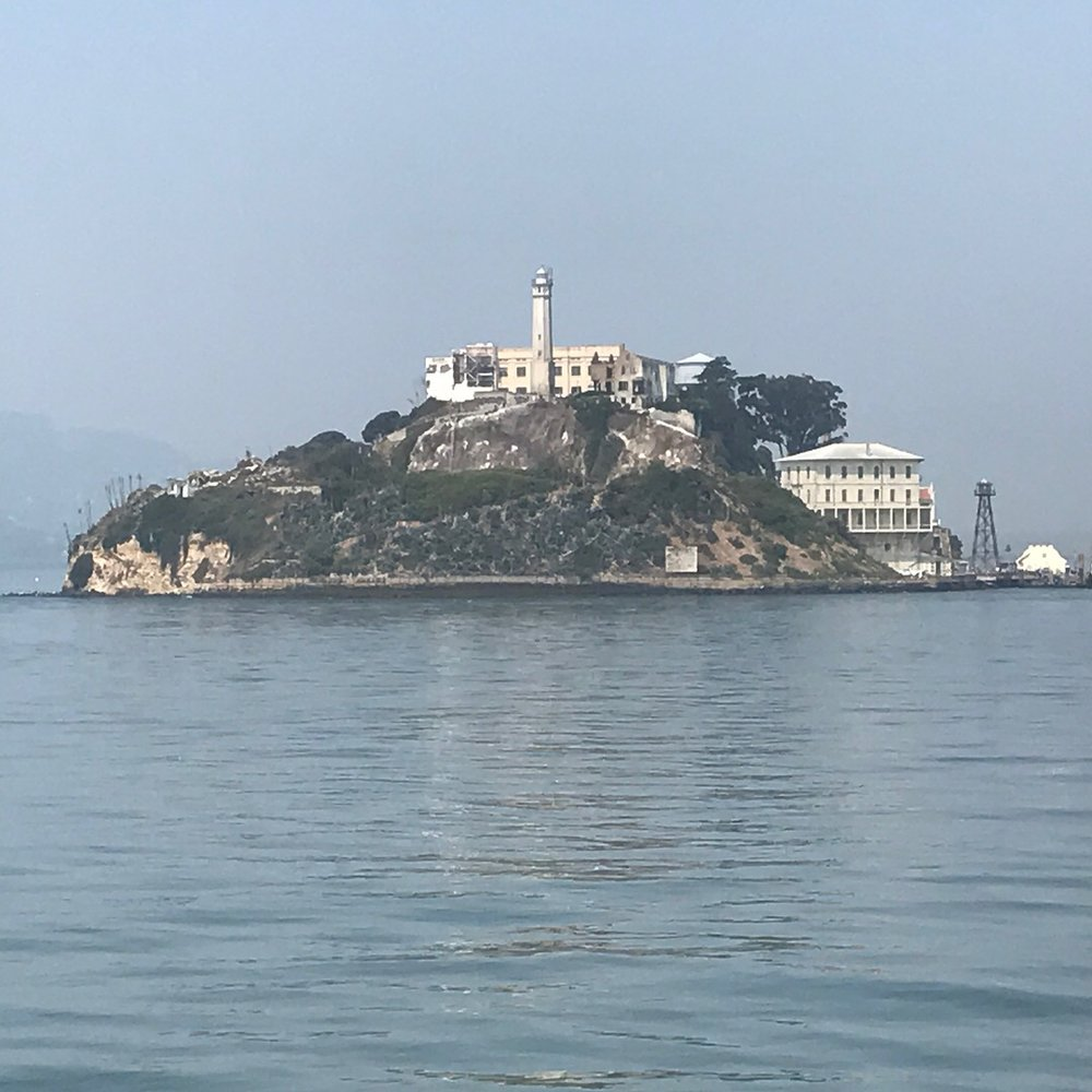 Yes, Alcatraz is free for up to 5 people as part of the Every Kid in a Park Program.  Tip: Call this # to visit with your 4th Grader: 1-415-981-ROCK (415-981-7625)