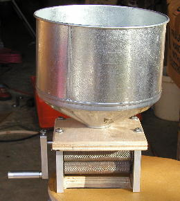 Crankandstein Cocoa Mill